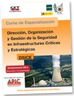 Curso de Especialización Seguridad en Infraestructuras Críticas y Estratégicas