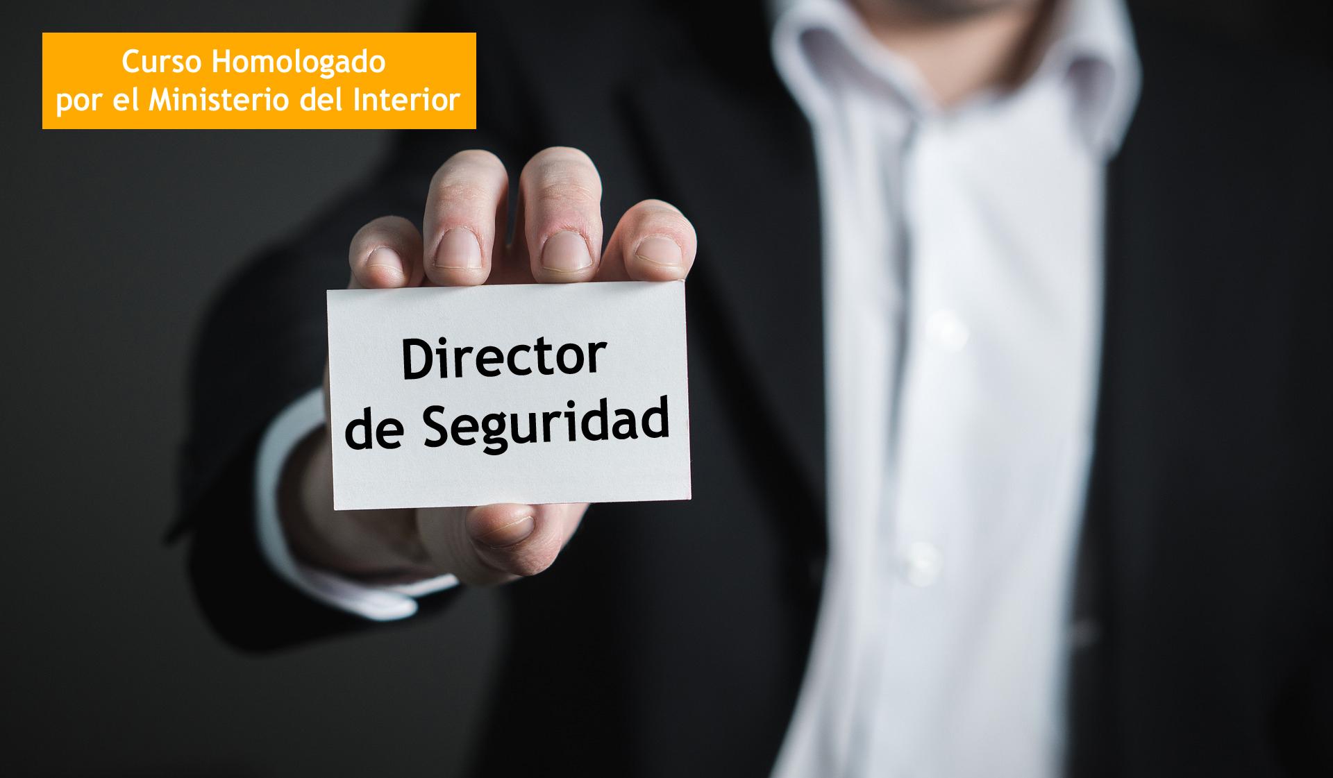 Curso Director de Seguridad - GET-IUGM-UNED